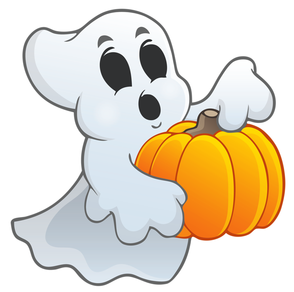 halloween ghost partners for youth with disabilities