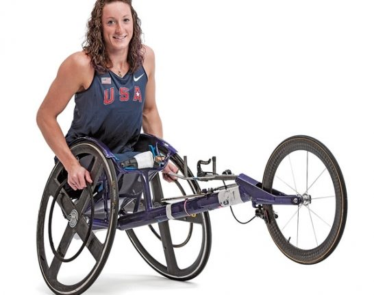 Tatyana McFadden photo