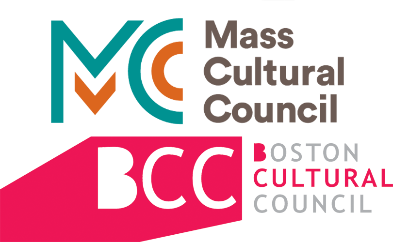 Mass Cultural Council And Boston Cultural Council logo