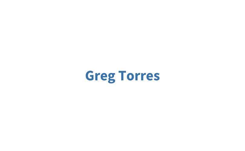 Greg Torres