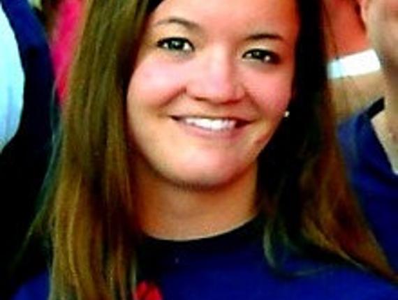 Headshot of Rebecca Cronin