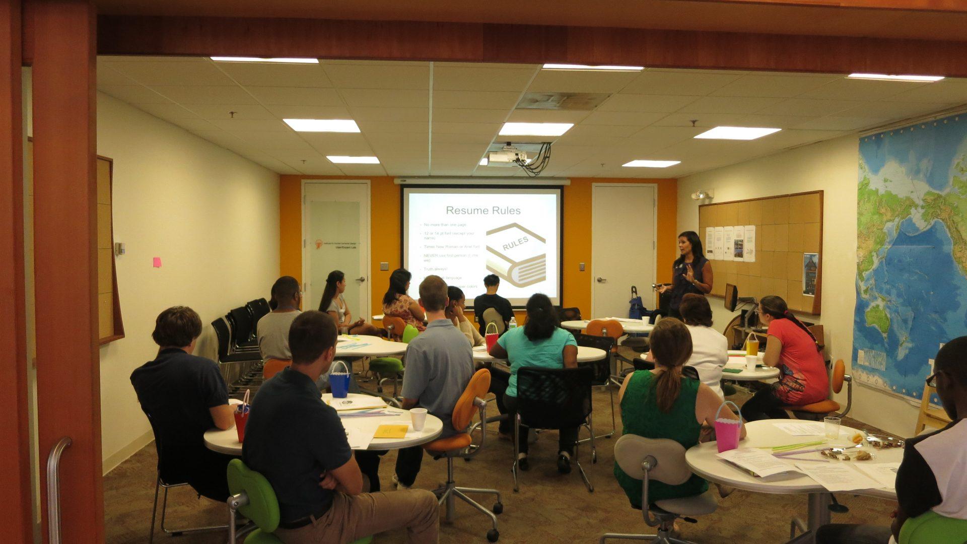 Career Mentor Brunch blog photo