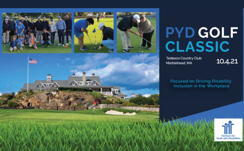 PYD Golf Classic, Tedesco Country Club, Marblehead, MA. October 4th, 2021